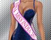 Femina Miss India sash