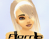 F> Blond ShakirA hAir