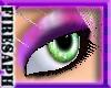 [F] whimsical green eyes