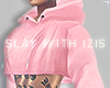 I│Hoodie Pink