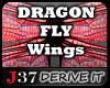 [J37] DragonFly Wings