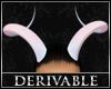 ~D~ Large Horns