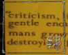 SB Criticism
