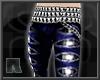 R+ M Rips Pants Blue