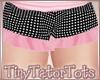 T. Kick it Mama Shorts