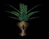 Grand Regal Gold Vase