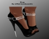 RQ-Stiletto Black Silver