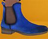 Blue Chelsea Boots 2 (M)