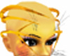 ~BK~Golden Kitty Helm