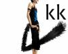 [KK]Black Long Tail