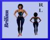 [B] Halter + Jeans RL