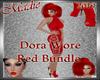 Dora Wore Red Bundle
