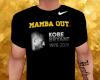 RIP Kobe Mamba Out Tee