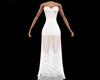 White Lace Wedding Dress