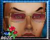 Dee's Roze Glasses