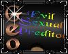 Geo Evil Preditor headsi