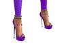 cum play heels purple