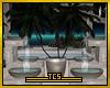 Island fountain