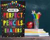 Pencils Have Erasers