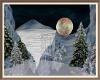 Winter Sky Iceburg