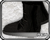 $R Uggs-FauxFashion-Blck