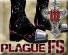 "(M)PLAGUE ""FS"" BOOTS"