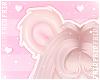 F. GummyBear Ears Peach