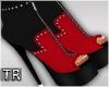 [T] Oveta Boots