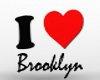 I <3 Brooklyn tee