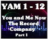 You And Me Now-Record 1