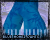 Blue Hohei Pants