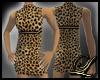 ~L~Leopard Dress