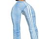 lazy joggers blue
