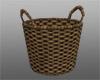 ~V~ Wicker Basket 2