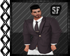 SF/Small suit and tie G