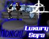 [Z]Midnight Luxury Sofa