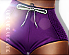 Retro Shorts Purple RLL