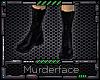 Murderface Boots