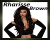 Rharisse - Brown