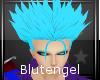 ! Trunks S God Hair
