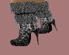 TEF HOLIDAY FUR BOOTS