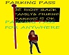 PARKING  PASS 4 ANYWHERE
