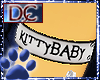 ~WK~KittyBabyArmband
