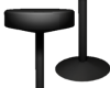 BLACK STOOL CHAIR