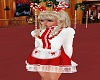 Girls Candy Cane Dress