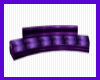 PURPLE CLUB COUCH