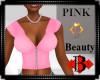 Be Jenni Pink Top