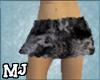 (T)greypattern skirt