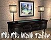 [M] Phi Phi Wall Table
