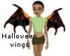 Halloween wings